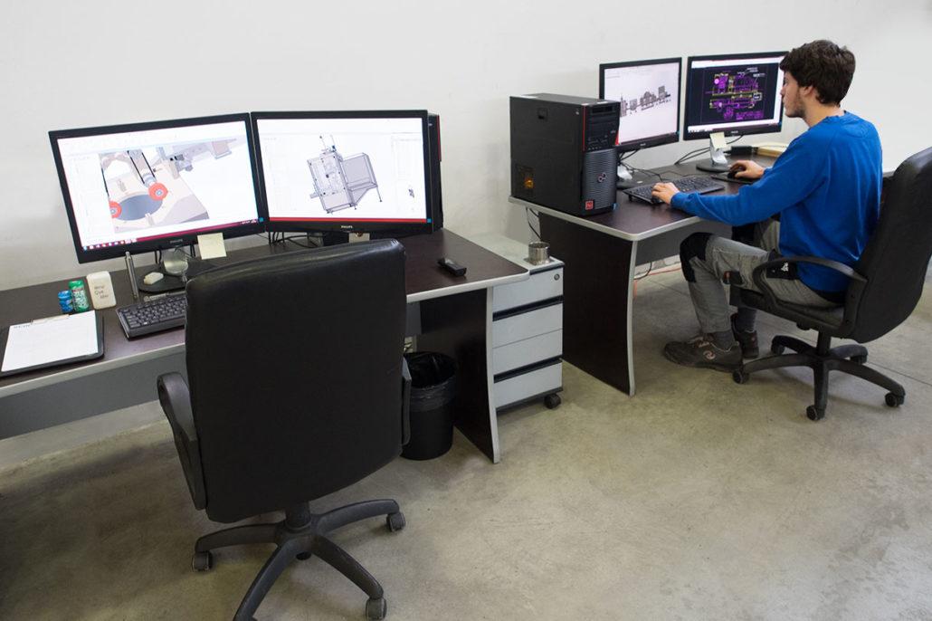 Ufficio Tecnico In Inglese : Reparto tecnico clevermachines